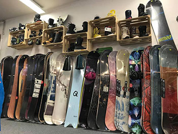 Boards Mietshop